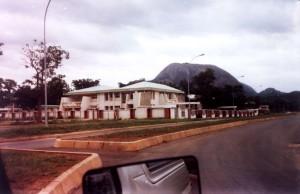 Rezydencje dla ministrów w Abudźi