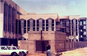 Budynek biurowy NBTE w Kadunie