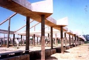 Budowa szpitala Akademii Medycznej w Kano