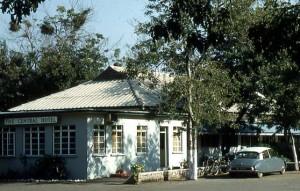 Central Hotel w Kano, Nigeria